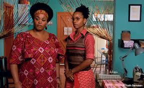 Mma Ramotswe and Mma Makutsi