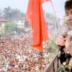 Some Good News in the World…Aung San Sui Ky
