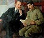 Lenin/Stalin Art