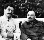 Lenin Stalin photo
