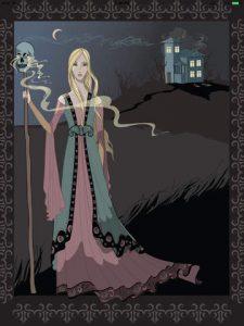 Spooky Macedonian Cinderella